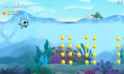 Исследователь морского дна - онлайн бродилка