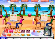 Прикольная игра работа в кафе онлайн