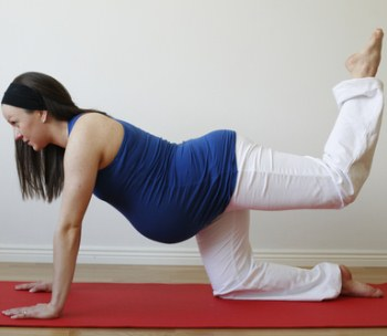 Беременность. Гимнастика для беременных