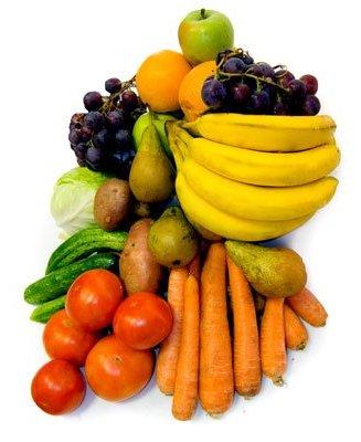 Правильное питание. Польза сыроедения