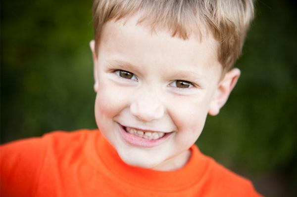 В пять лет ребенок