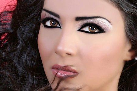 Особенности восточного макияжа