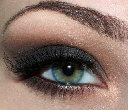 Макияж глаз: как правильно наносить тени