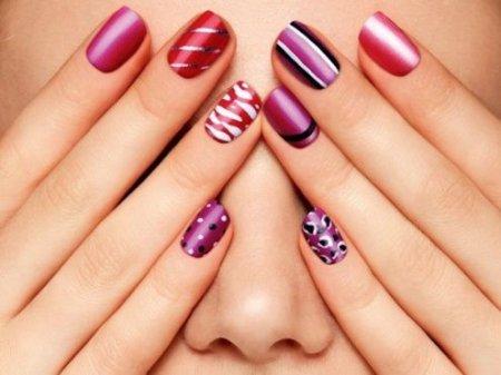 10 лучших узоров для ногтей