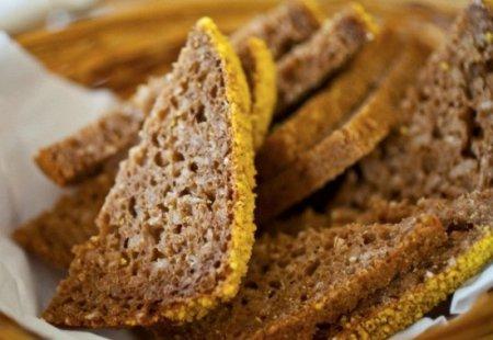 Правильное питание для похудения. Какой хлеб нужно есть.