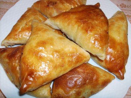 Как приготовить узбекскую самсу
