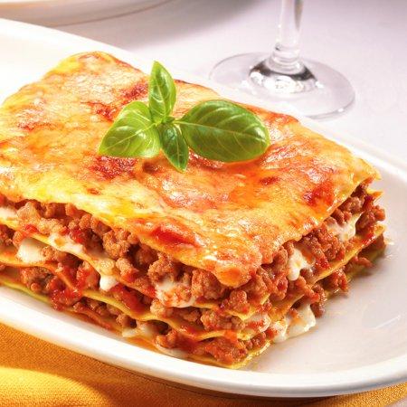 Как приготовить настоящую итальянскую лазанью