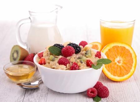Здоровый образ жизни: правильное питание