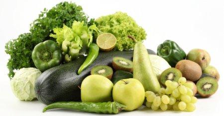 Секреты похудения: зеленая диета