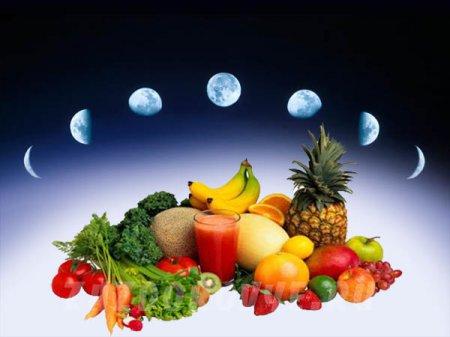Питаемся в соответствии с циклами луны: лунная диета