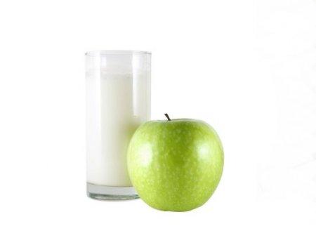 Секреты стройной фигуры: яблочно-кефирная диета