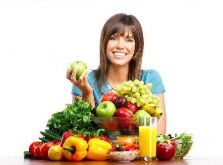 Правильное и здоровое питание: основные принципы