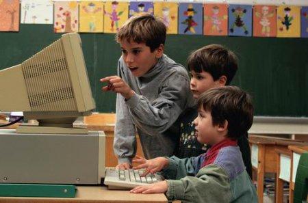 Воспитание детей. Компьютерная зависимость.