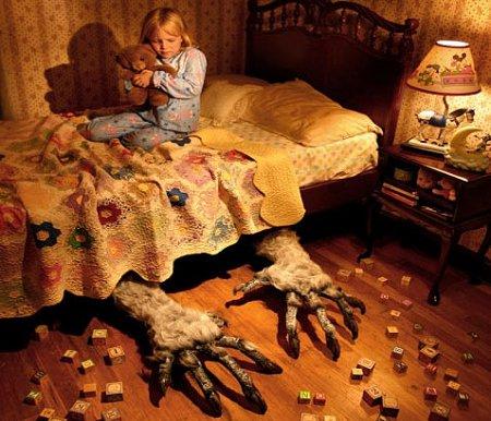 Воспитание ребенка. Детские страхи.