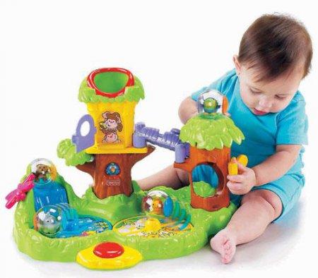 Развитие ребенка. Развивающие игрушки для детей до года