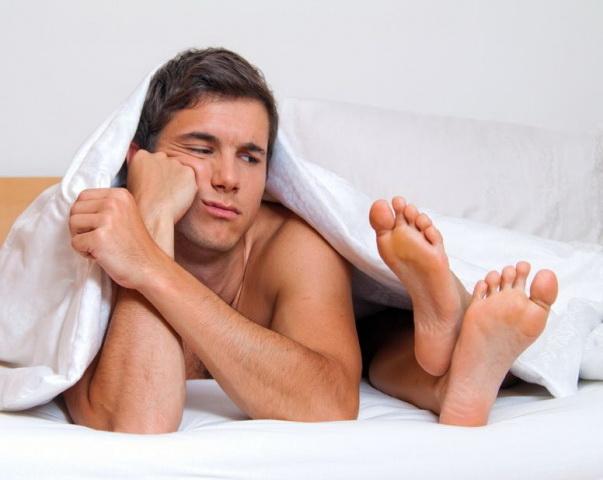 Отсутствие сексуального влечения у мужчины