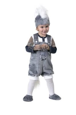 Какой костюм сделать для мальчика на новый год