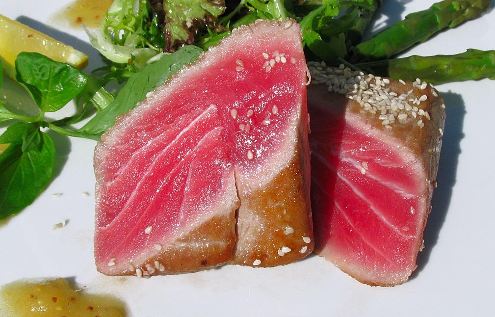 правильное питание тунец в собственном соку