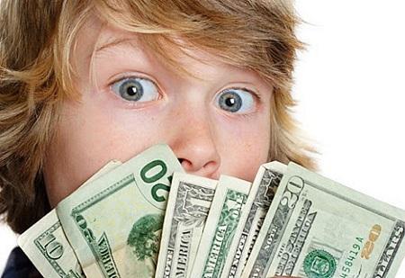 Как заработать деньги в 12 и 14 лет
