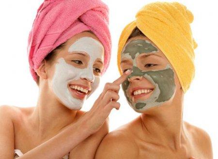 маски очищения лица от черных точек