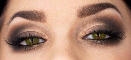 Как правильно сделать макияж зеленых глаз: основные рекомендации