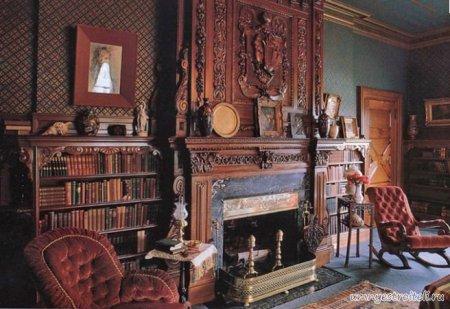 Дизайн интерьера квартиры: картинная галерея дома