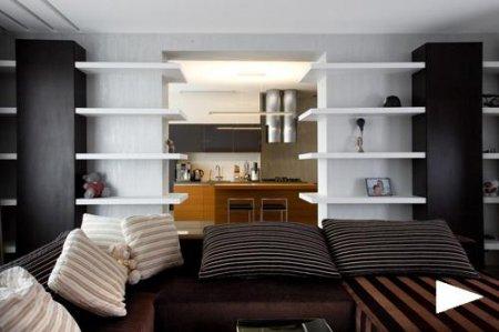 Интерьер 4х комнатной квартиры