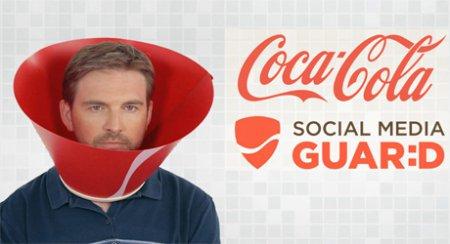 Защитись от соц сетей - прикольное видео от Coca-Cola