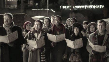 Песня на Рождество Христово (видео)