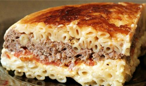 Рецепты макаронной запеканки - Едим дома
