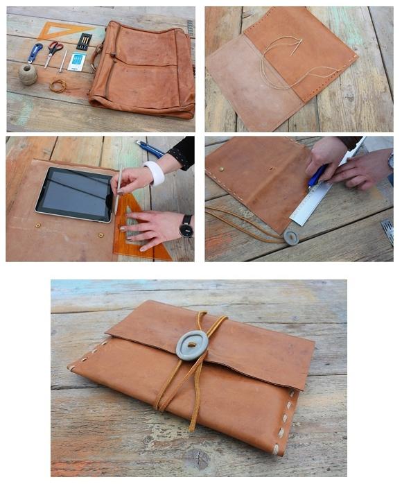 Как сделать оригинальный кошелек своими руками