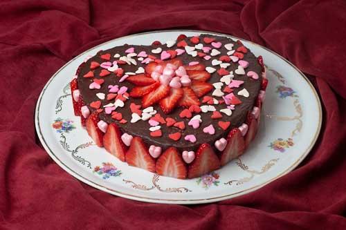 торт на 14 февраля любимому рецепт