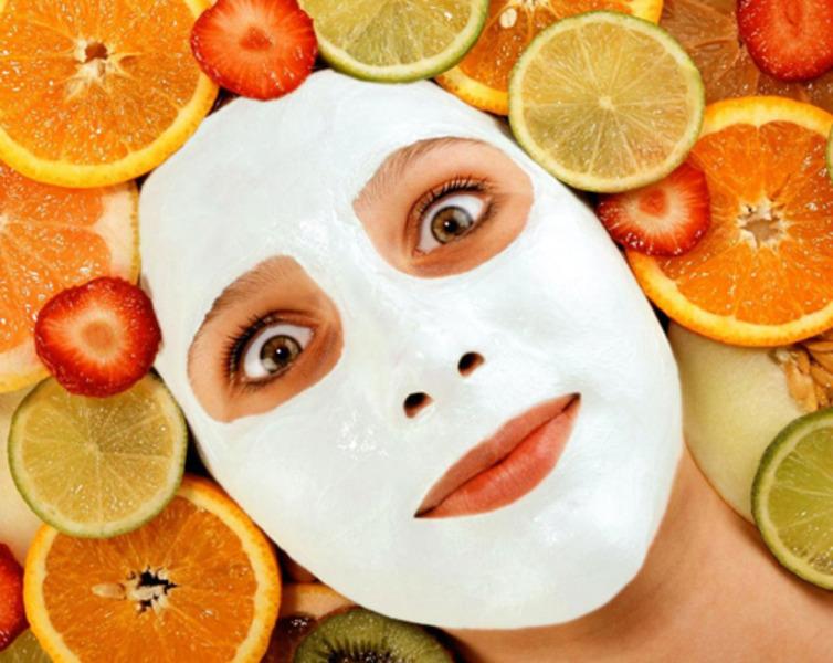 маски для лица из зеленой глины