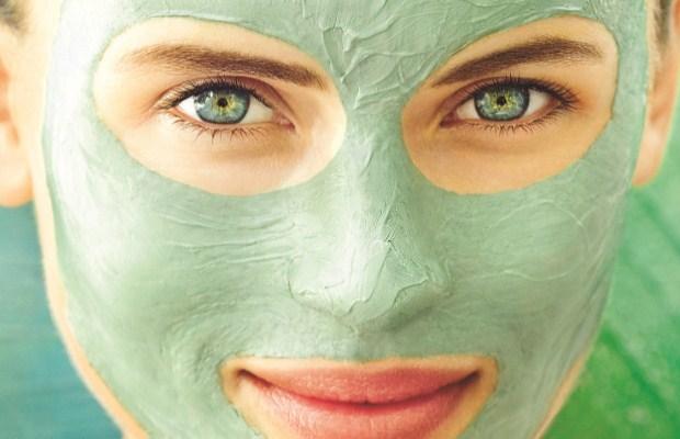 Маска из зеленой глины для лица. Лучшие рецепты