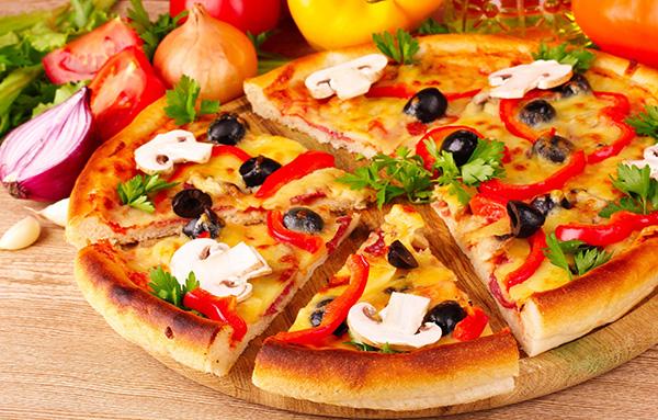 Как приготовить пиццу в домашних