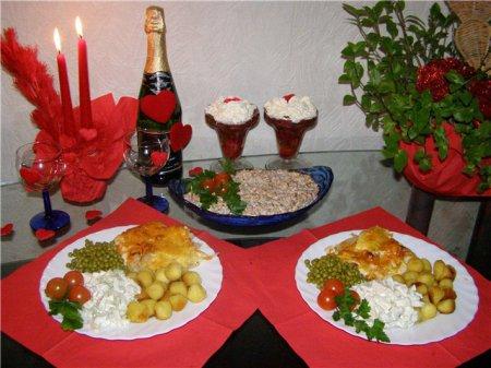 Что приготовить любимому: рецепты блюд на День святого Валентина