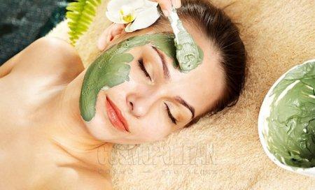 Как быстро избавиться от прыщей - очищающие маски из глины