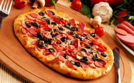 Как приготовить пиццу в домашних условиях: популярные рецепты