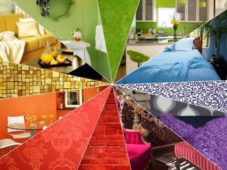 Интересные факты о влияние цвета в интерьере