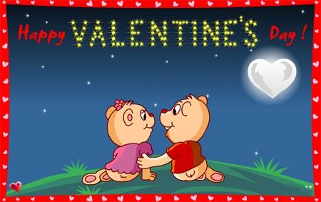Поздравь на Валентина