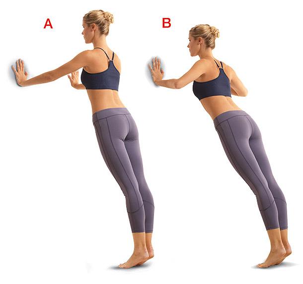 Как увеличить грудь в домашних условиях упражнения. как увеличить грудь в д