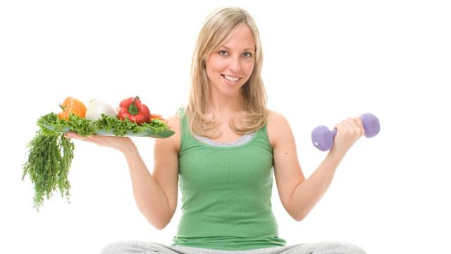 дробное правильное питание для похудения меню