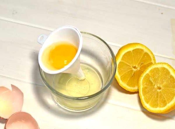 Как сделать лак для волос с лимона