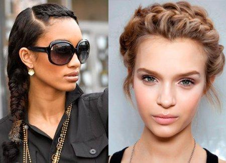 Лайфхак для девушек: прически на грязные волосы