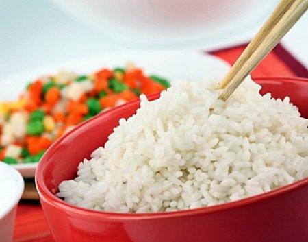 Эффективная рисовая диета - лишний вес тает на глазах