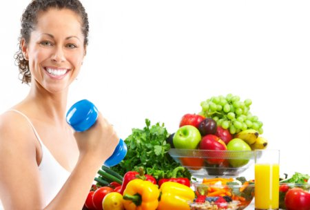ТОП-5 рекомендаций: как правильно питаться когда занимаешься спортом