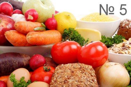 Диета 5а. Вкусная жизнь возможна и во время болезни!