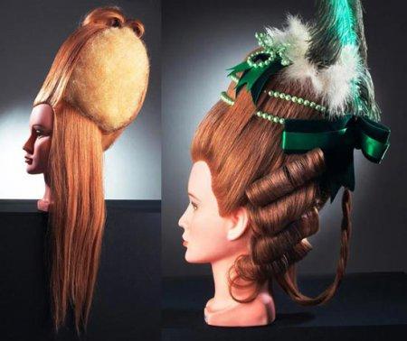 Названо ТОП-5 зачісок 16 століття, які вражають навіть професіоналів