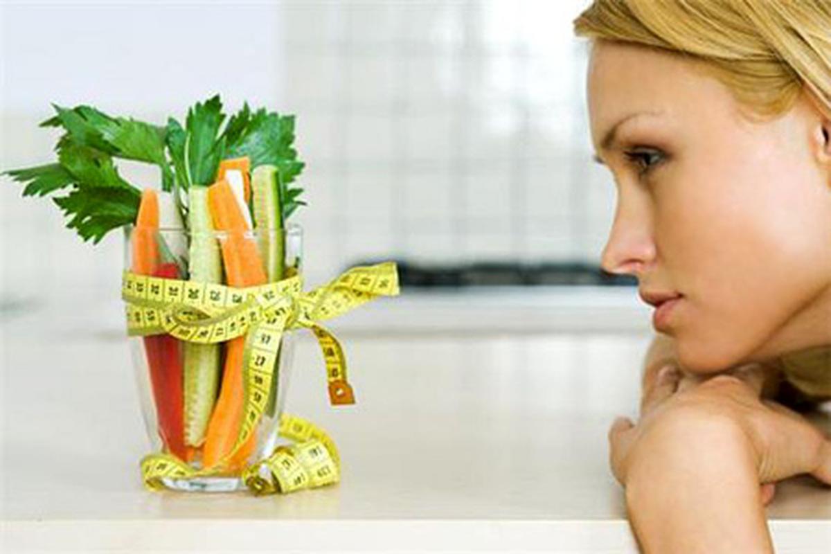 питание для похудения девочек