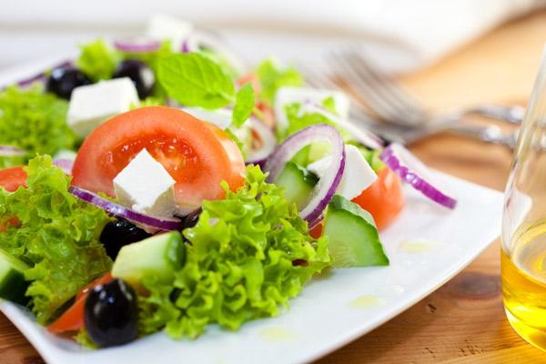 Щадящая диета для похудения